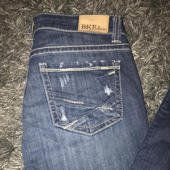 Bke Sabrina jeans sz 28